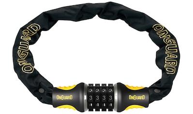 OnGuard Zahlenkettenschloss »OnGuard Zahlen - Kettenschloss Mastiff 8125C« kaufen