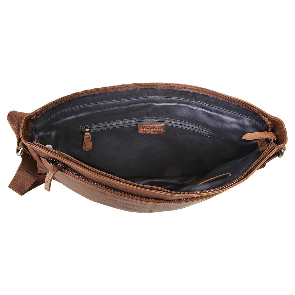 BODENSCHATZ Messenger Bag »SIERRA«