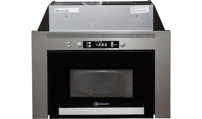 BAUKNECHT, Einbau - Mikrowelle »MHCK5 2138 PT«, Umluft kaufen