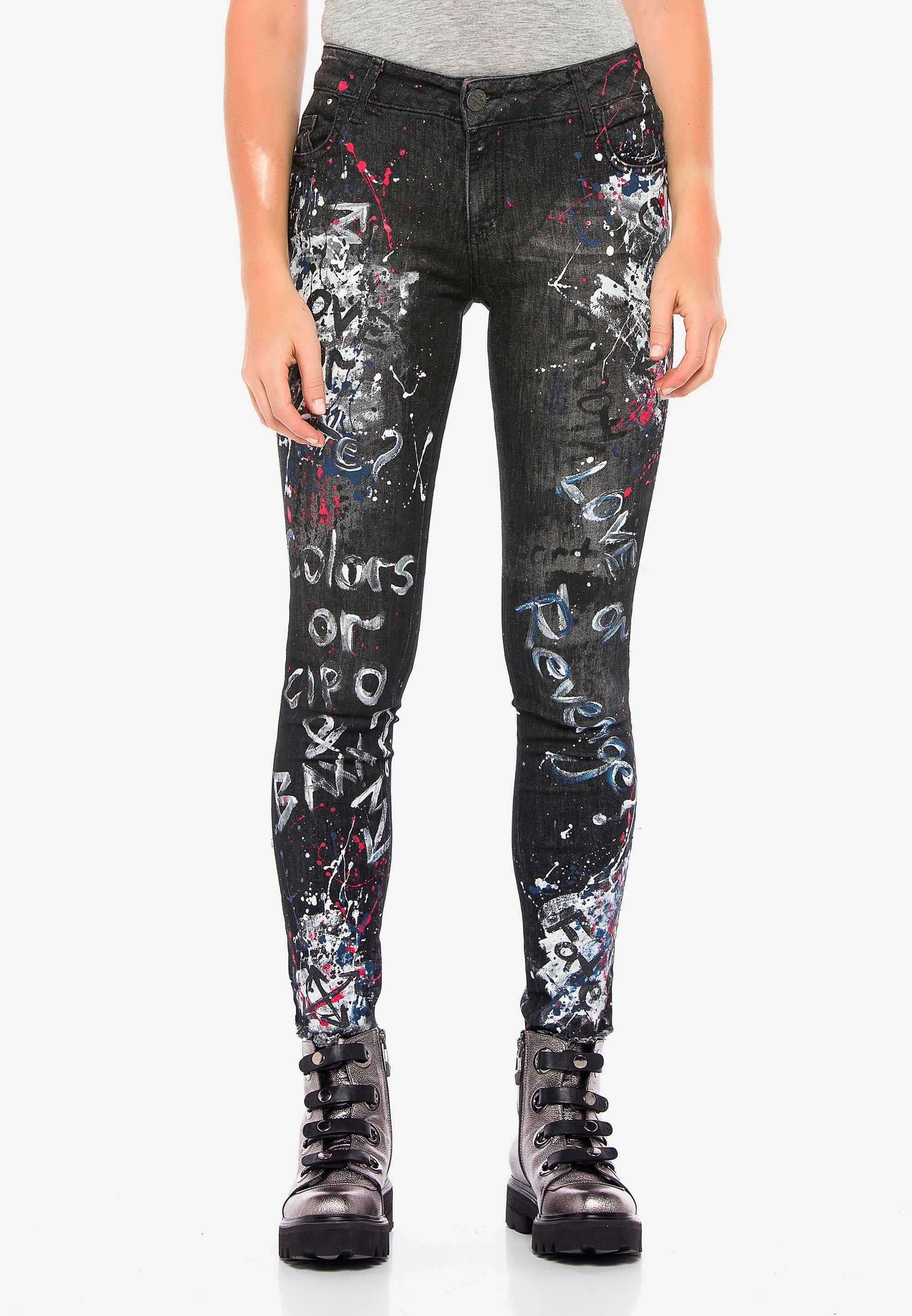 cipo & baxx -  Bequeme Jeans WD389