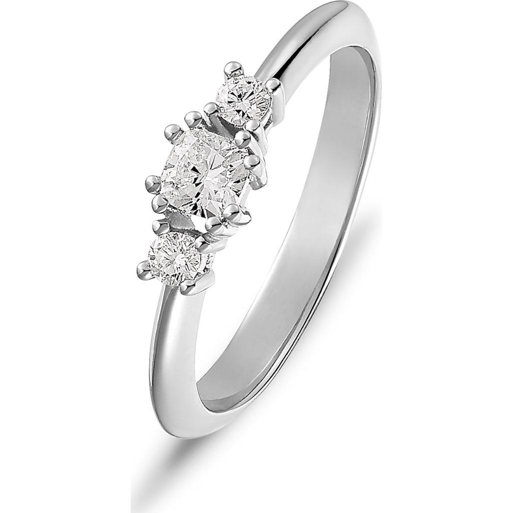 CHRIST Diamantring »32004615«
