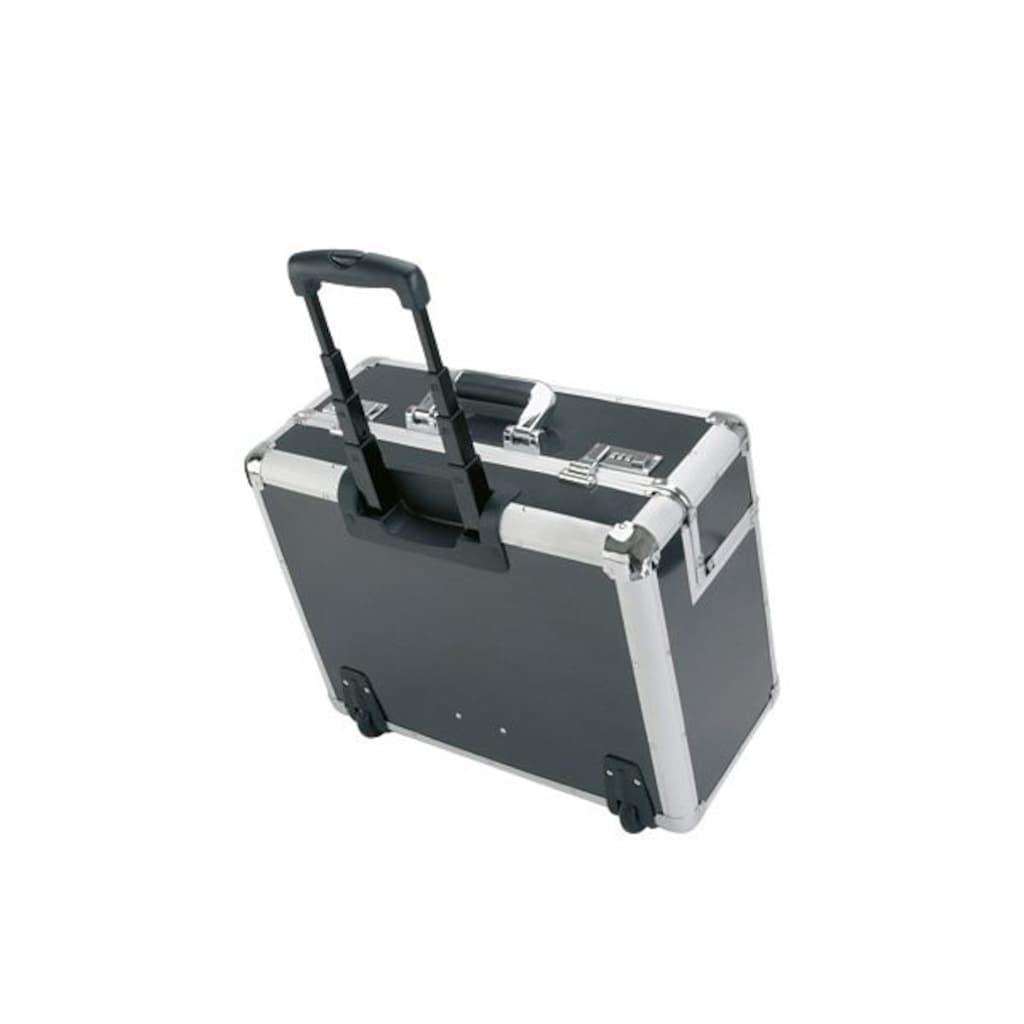 Business-Trolley »C-2«, aus Aluminium