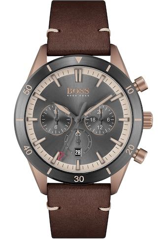 Boss Multifunktionsuhr »SANTIAGO, 1513861« kaufen