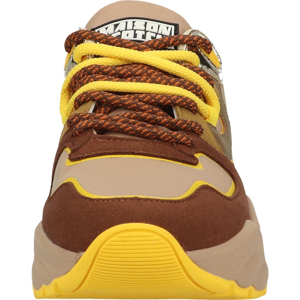 Scotch & Soda Sneaker »Lederimitat/Textil«