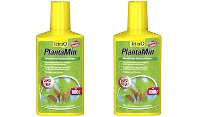 TETRA Aquariumpflege »PlantaMin«, 2 x 250 ml kaufen