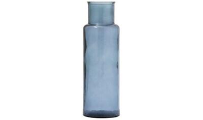 andas Bodenvase »Aage«, aus recyceltem Glas, Höhe ca. 45 cm kaufen