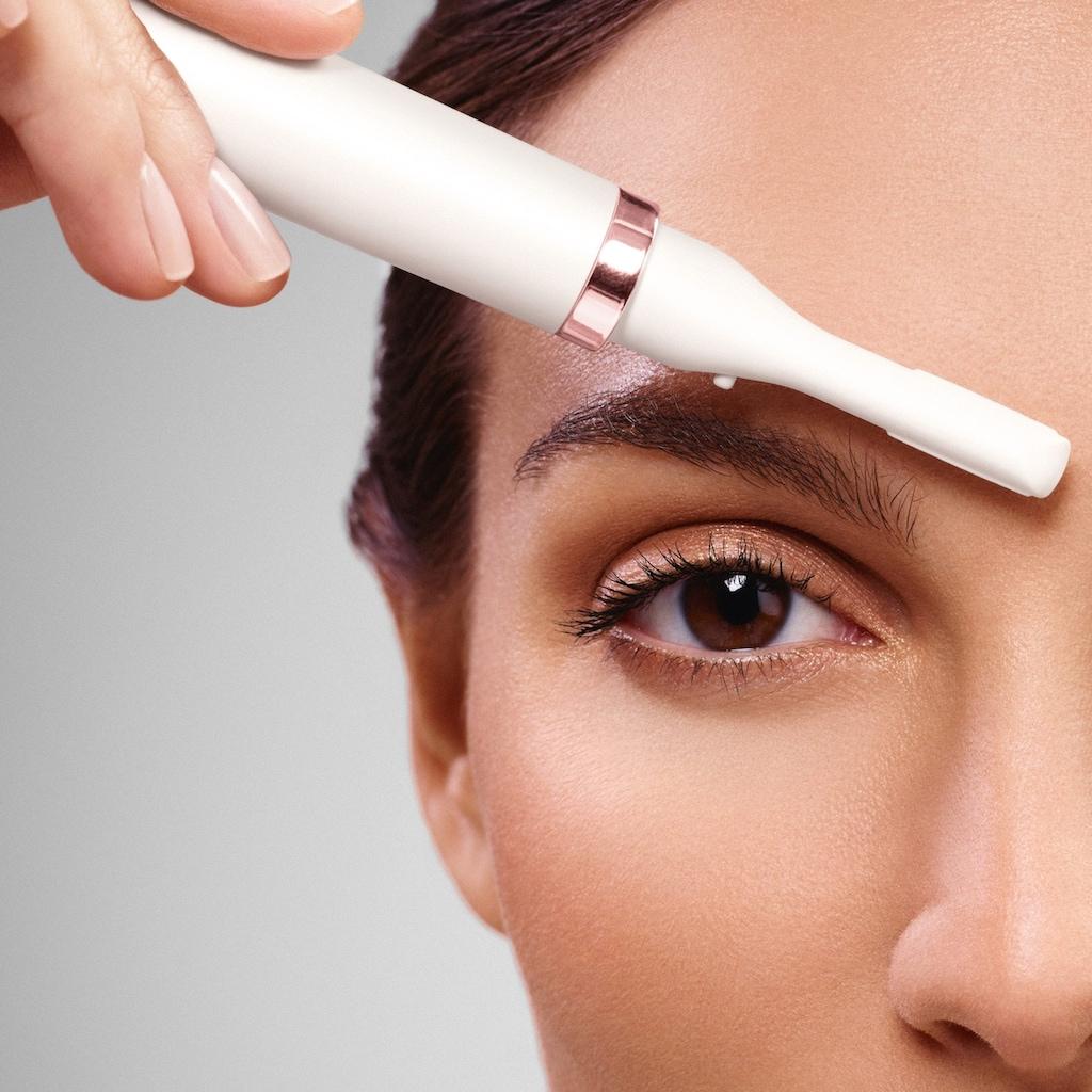 Philips Beauty-Trimmer »HP6393/00 Satin Compact Body & Face«, 3 Aufsätze