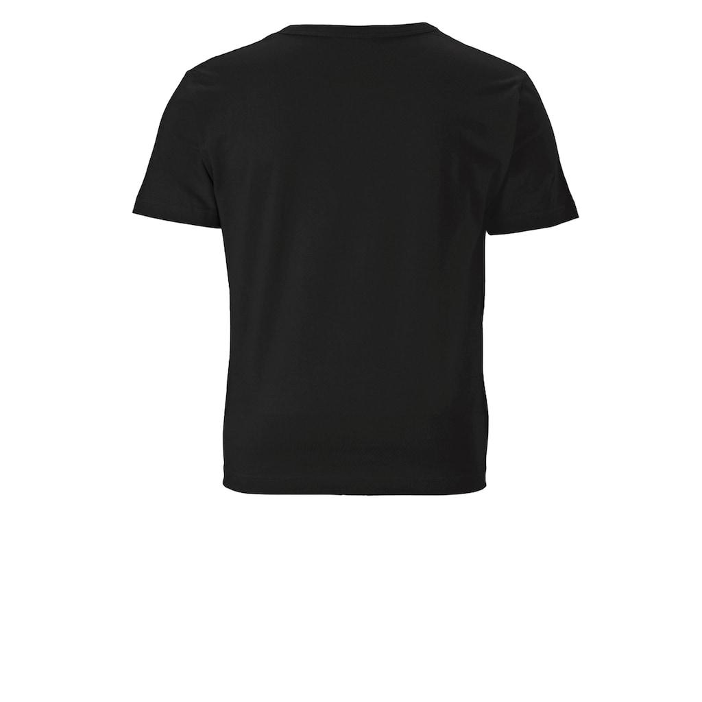 LOGOSHIRT T-Shirt »Marvel Comics«, mit lizenzierten Originaldesign