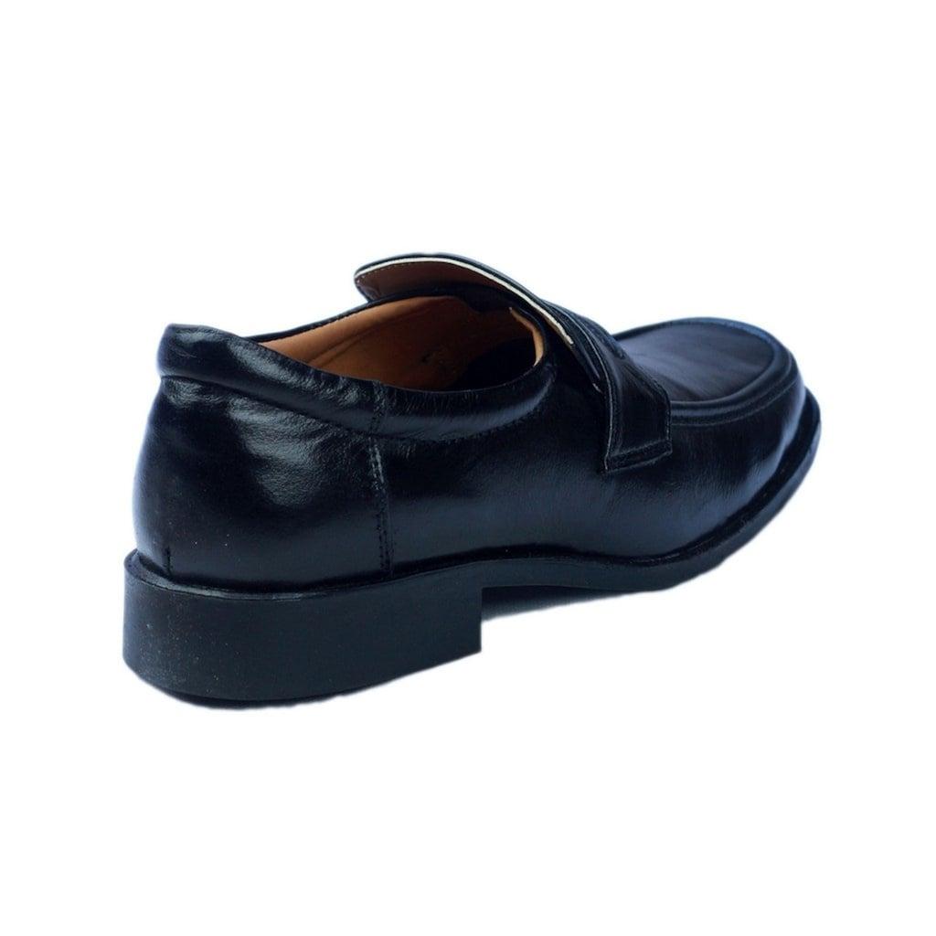Amblers Safety Slipper »Manchester Herren Leder / Schuhe«
