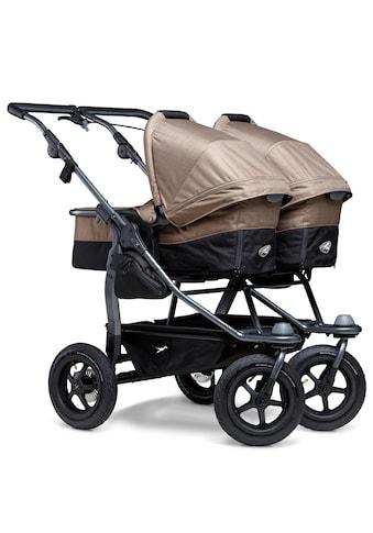 tfk Zwillings-Kombikinderwagen »duo«, 36 kg, Zwillingskinderwagen; Kinderwagen für... kaufen