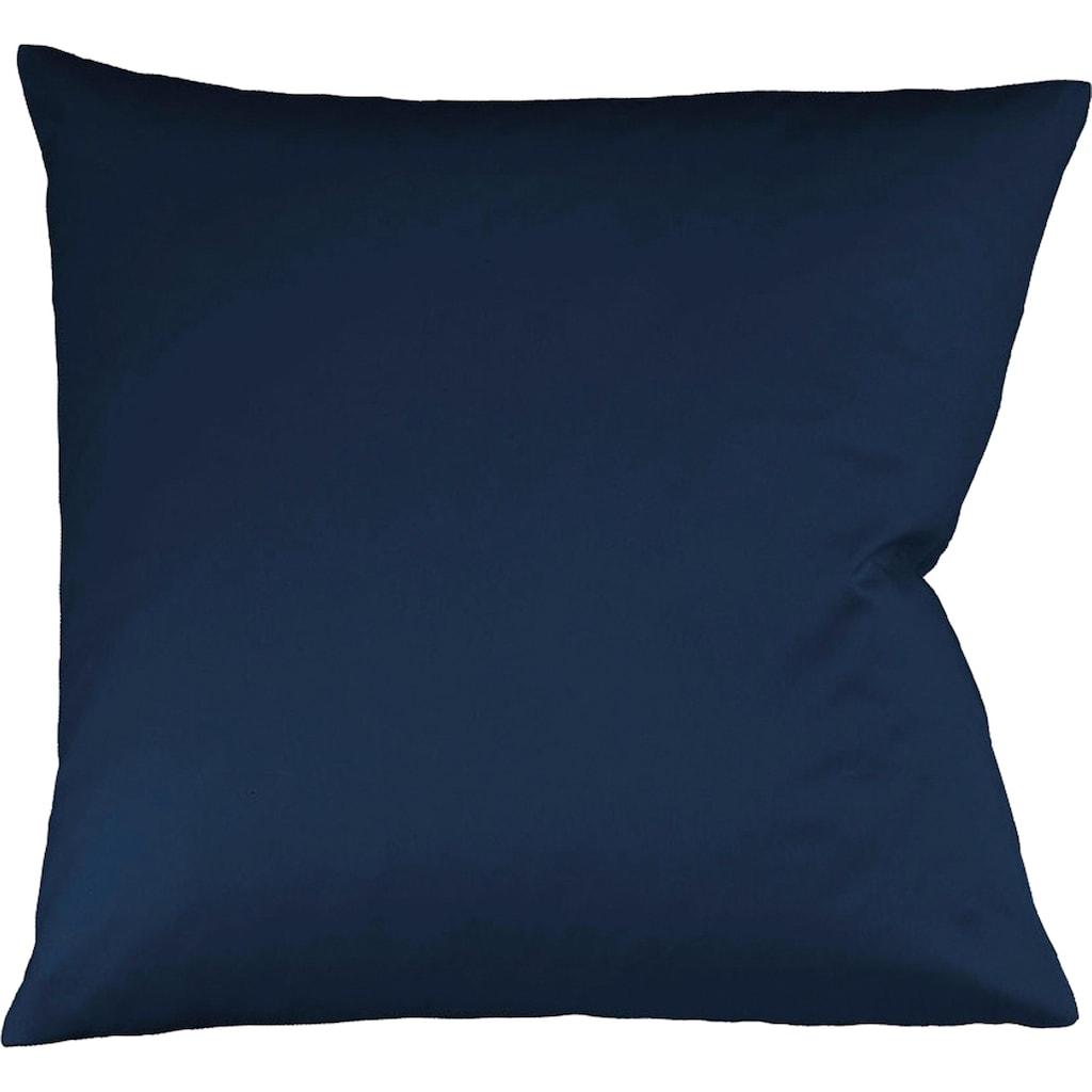 fleuresse Kissenbezüge »Colours Interlock Jersey«, (2 St.), in bügelfreier Interlock Qualität
