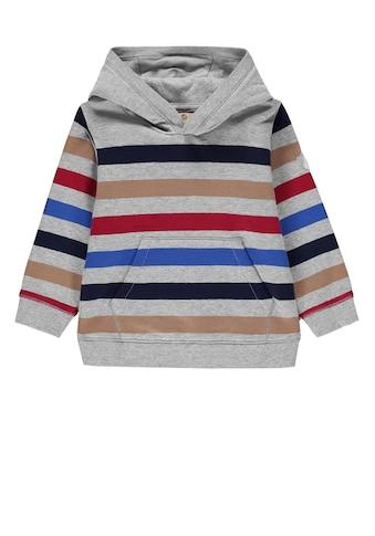 Bellybutton Sweatshirt, Sweatshirt gestreift mit Kapuze kaufen