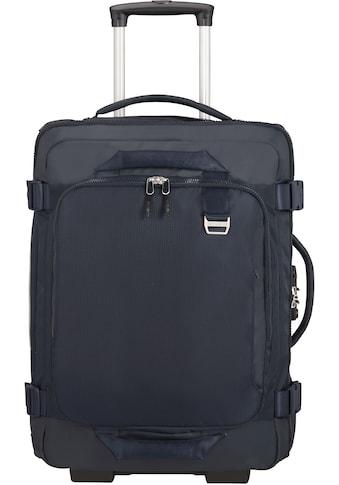 Samsonite Reisetasche »Midtown 55, dark blue«, mit Rucksackfunktion kaufen