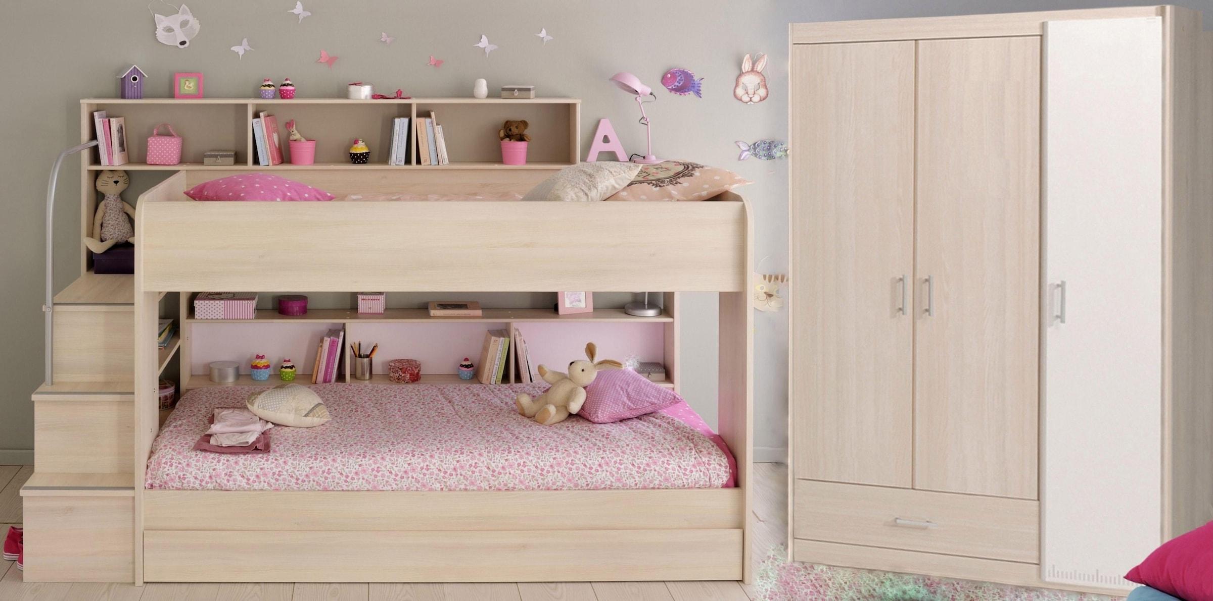 Kinderzimmer Etagenbett Set : Kinderzimmer komplett kaufen set online bei baur