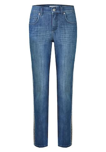 ANGELS Jeans 'Cici Piping Galon' mit Perlen kaufen