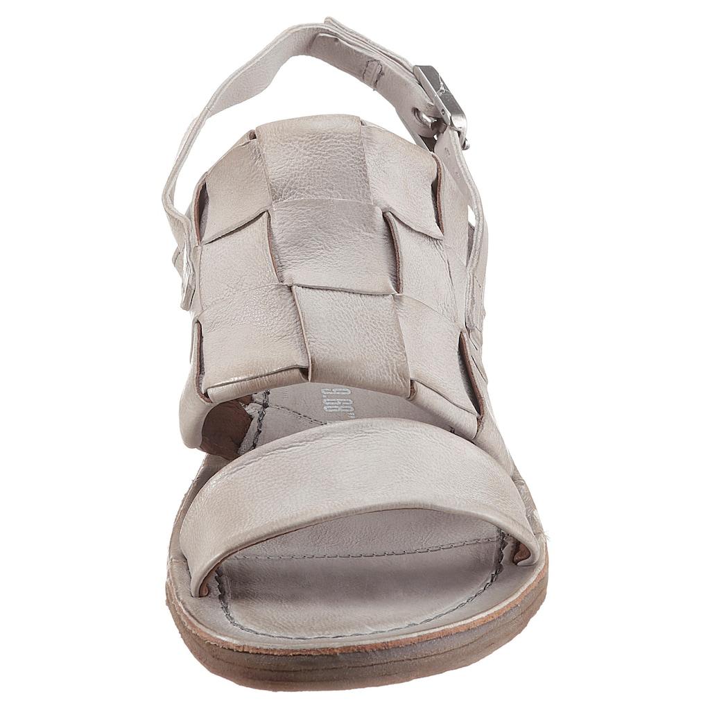 A.S.98 Riemchensandale »RAMOS«, mit geflochtener Bandage
