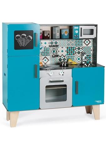 Janod Spielküche »Lagoon Maxi«, mit Licht- und Soundeffekten kaufen