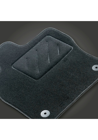 WALSER Passform-Fußmatten »Standard«, (4 St.), für Toyota Verso 7-Sitzer Bj 02/2013 -... kaufen