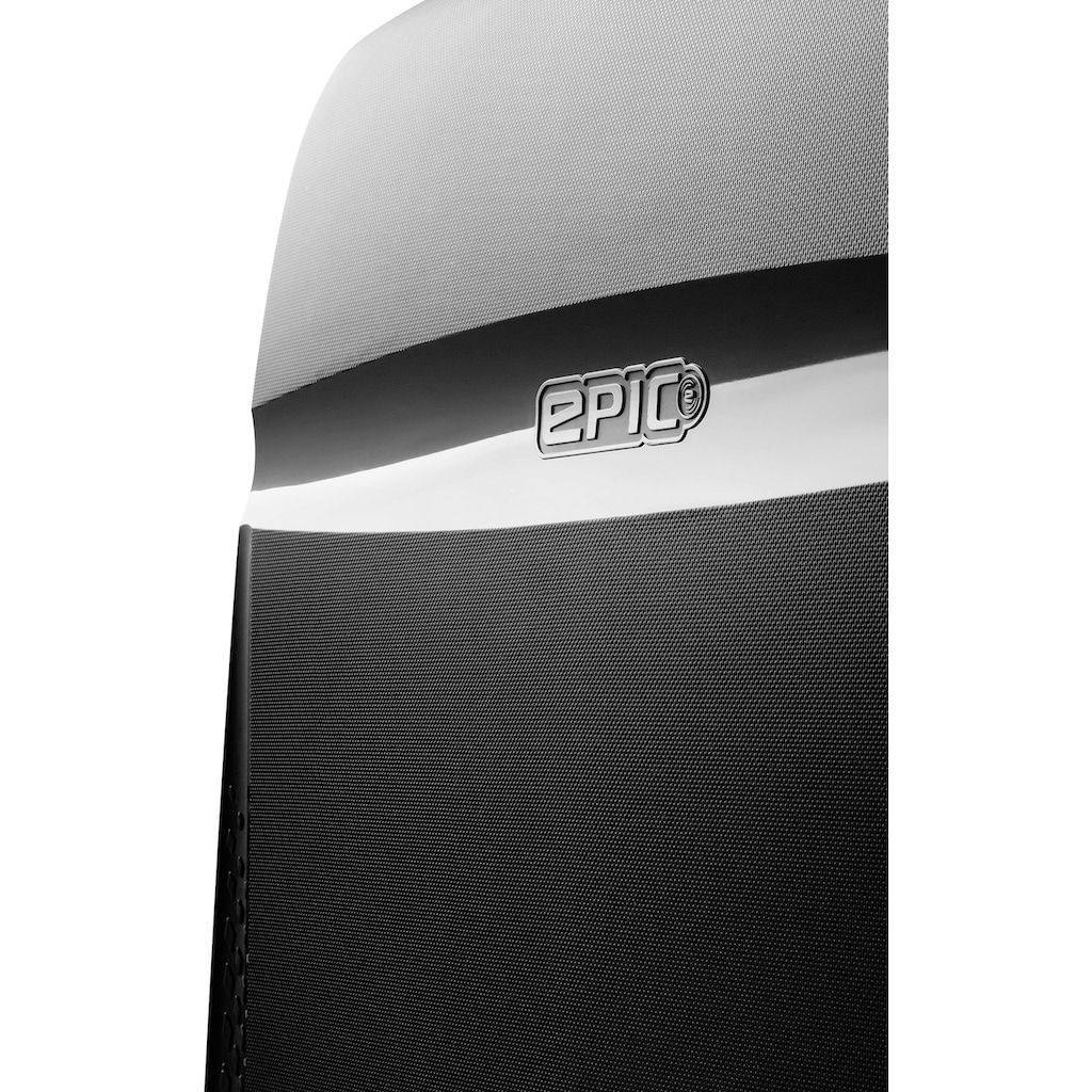 EPIC Hartschalen-Trolley »Zeleste, 55 cm«, 4 Rollen