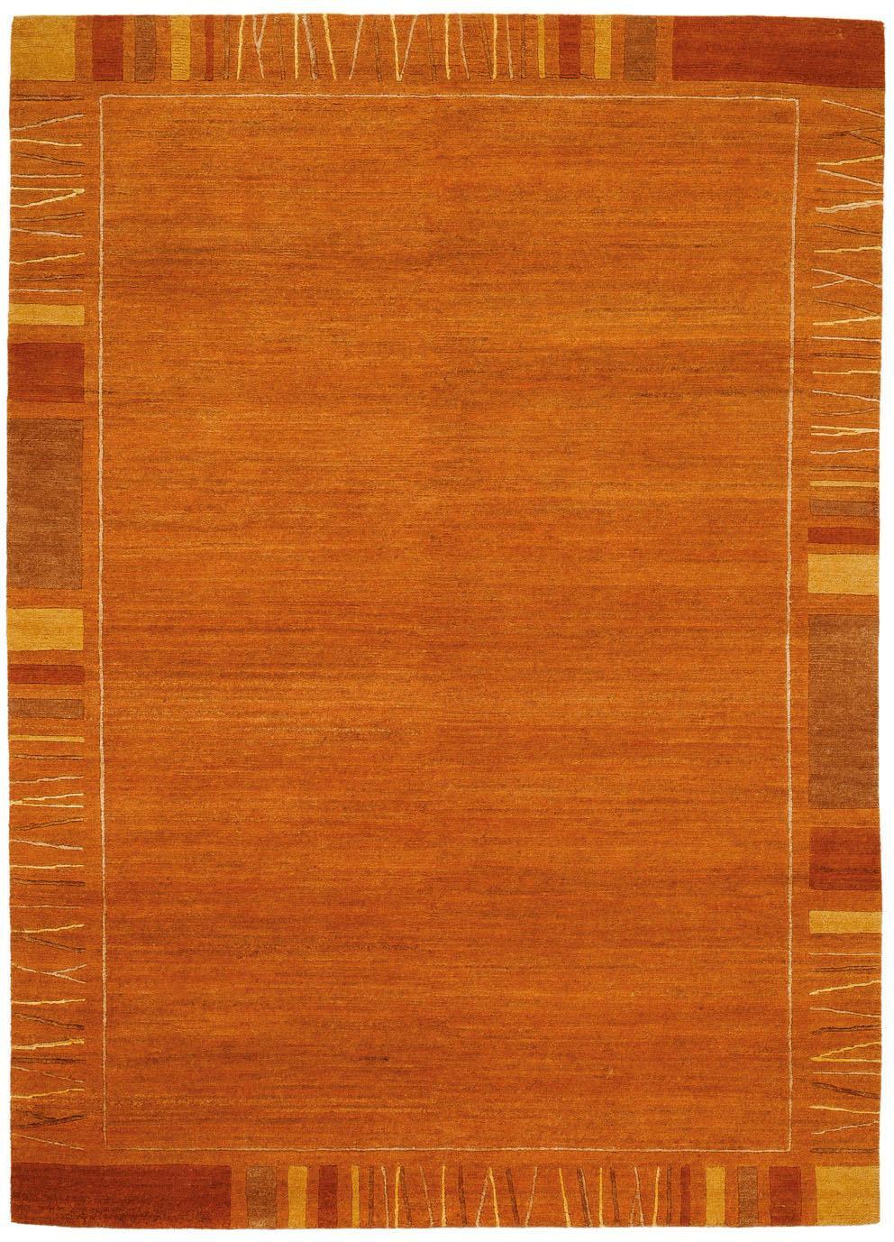 Teppich Sensation Rekhi OCI DIE TEPPICHMARKE rechteckig Höhe 6 mm manuell geknüpft
