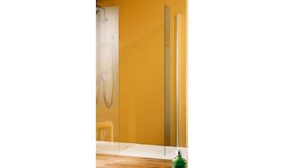SCHULTE Walk - In Dusche »Seitenwand Free & Easy«, für Großraumdusche, BxH: 90 x 200 cm kaufen