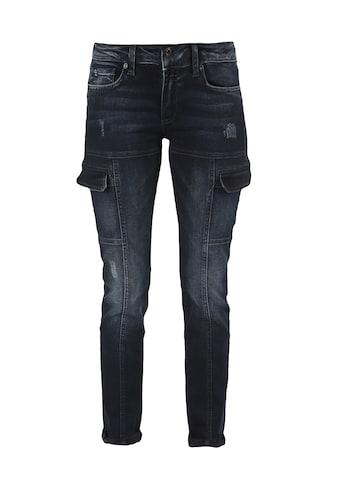 Miracle of Denim Slim-fit-Jeans »Milou Cargo«, Milou kaufen