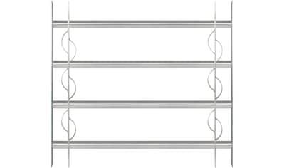 GAH ALBERTS Fenstersicherung »Secorino Style«, BxH: 70 - 105x60 cm, verzinkt kaufen