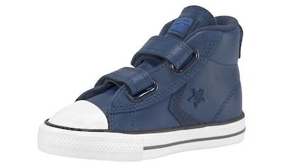 Converse Sneaker »KINDER STAR PLAYER 2V ASTEROID - MID KLETT« kaufen