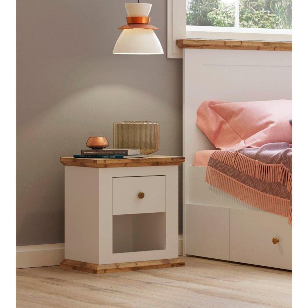 Home affaire Schlafzimmer-Set »Banburry«, (Set, 3 St.), 3-teilig