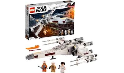 LEGO® Konstruktionsspielsteine »Luke Skywalkers X-Wing Fighter™ (75301), LEGO® Star Wars™«, (474 St.), Made in Europe kaufen