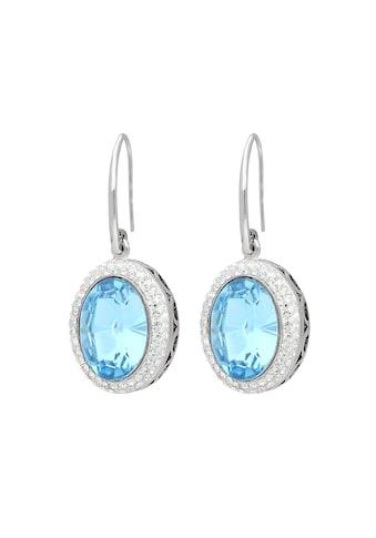 Vivance Paar Ohrhaken »blue elegance« kaufen