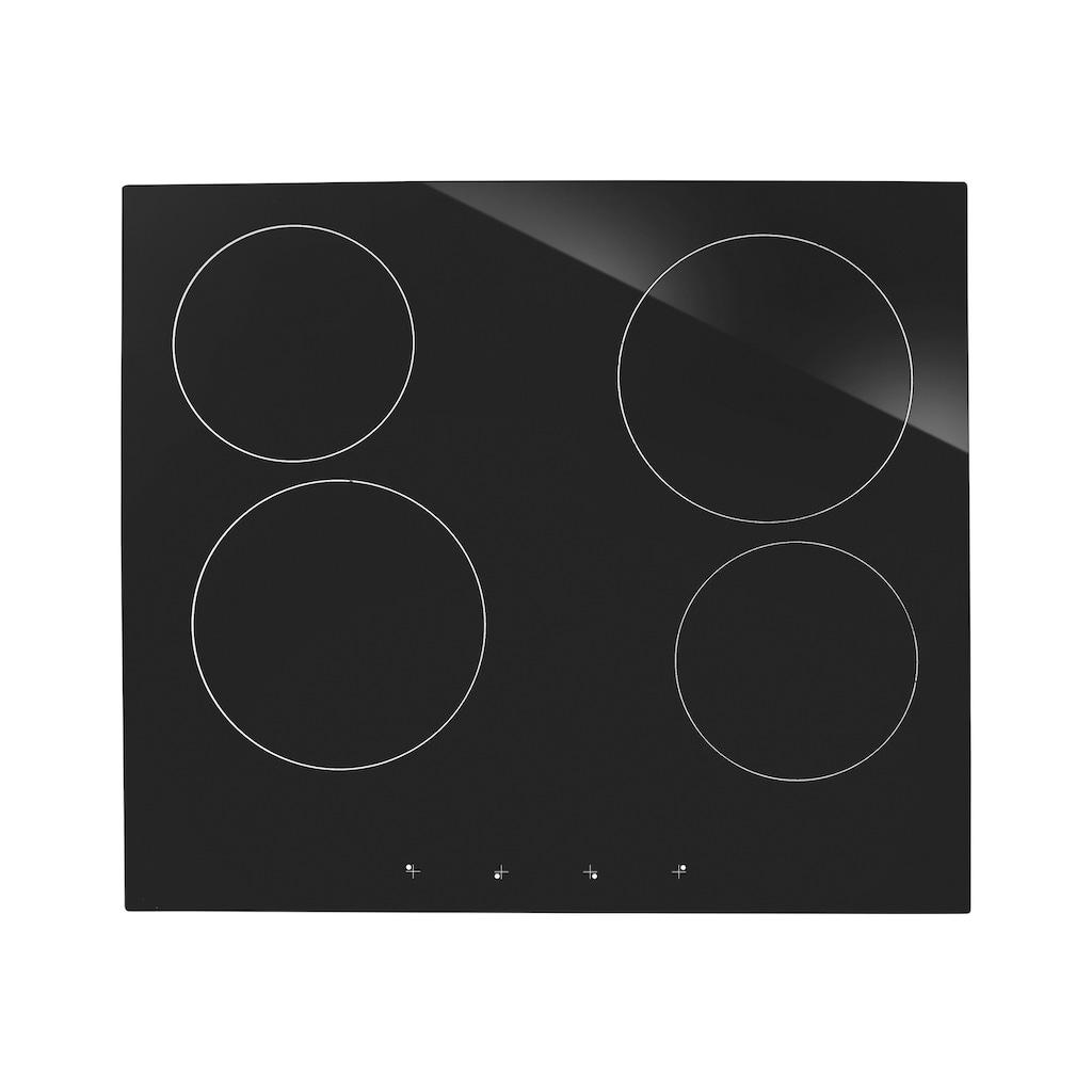 HELD MÖBEL Küchenzeile »Toronto«, mit E-Geräten, Breite 270 cm