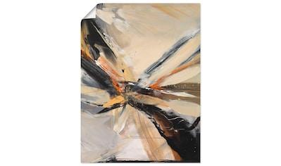 Artland Wandbild »Abstrakt III« kaufen