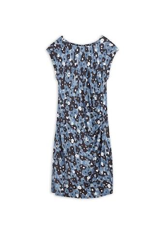Sandwich Kleid mit Aquarell-Blumenprint kaufen
