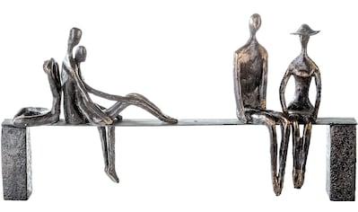 Casablanca by Gilde Dekofigur »Skulptur Leisure«, Dekoobjekt, Höhe 23 cm, mit... kaufen