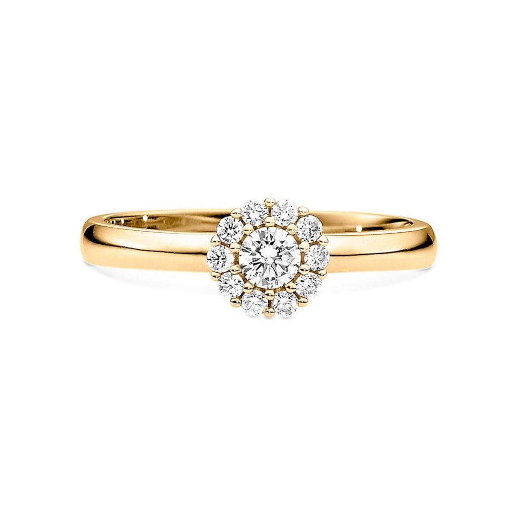 CHRIST Diamantring »32003927«