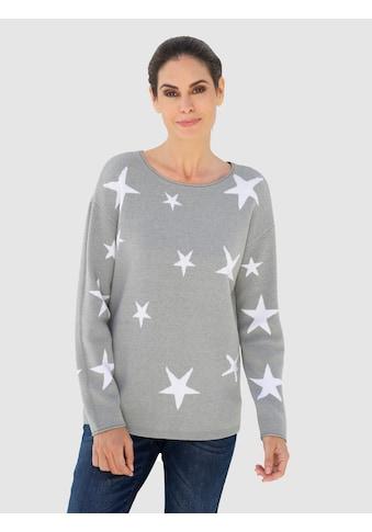 Laura Kent Pullover mit Sternenmuster kaufen