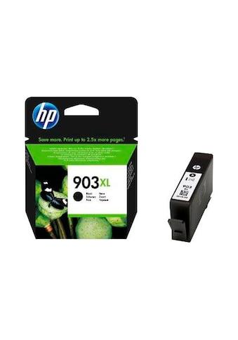 HP Tintenpatrone »hp 903XL, original, T6M15AE, SCHWARZ« kaufen