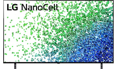 "LG LCD-LED Fernseher »65NANO809PA«, 164 cm/65 "", 4K Ultra HD, Smart-TV, NanoCell kaufen"