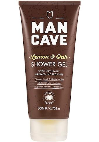 MAN CAVE Duschgel »Lemon & Oak« kaufen