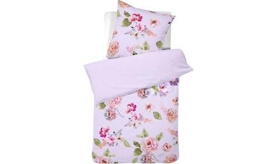 Cinderella Wendebettwäsche »Vivienne«, mit floralem Print kaufen