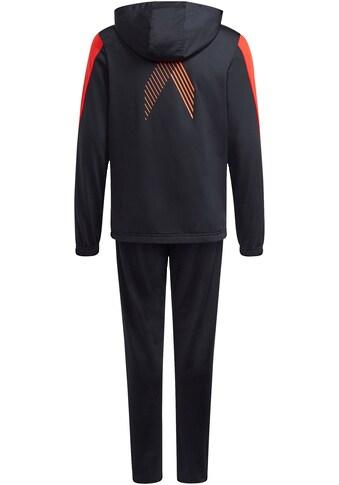 adidas Performance Trainingsanzug »B X TRACKSUIT«, (Set, 2 tlg.) kaufen