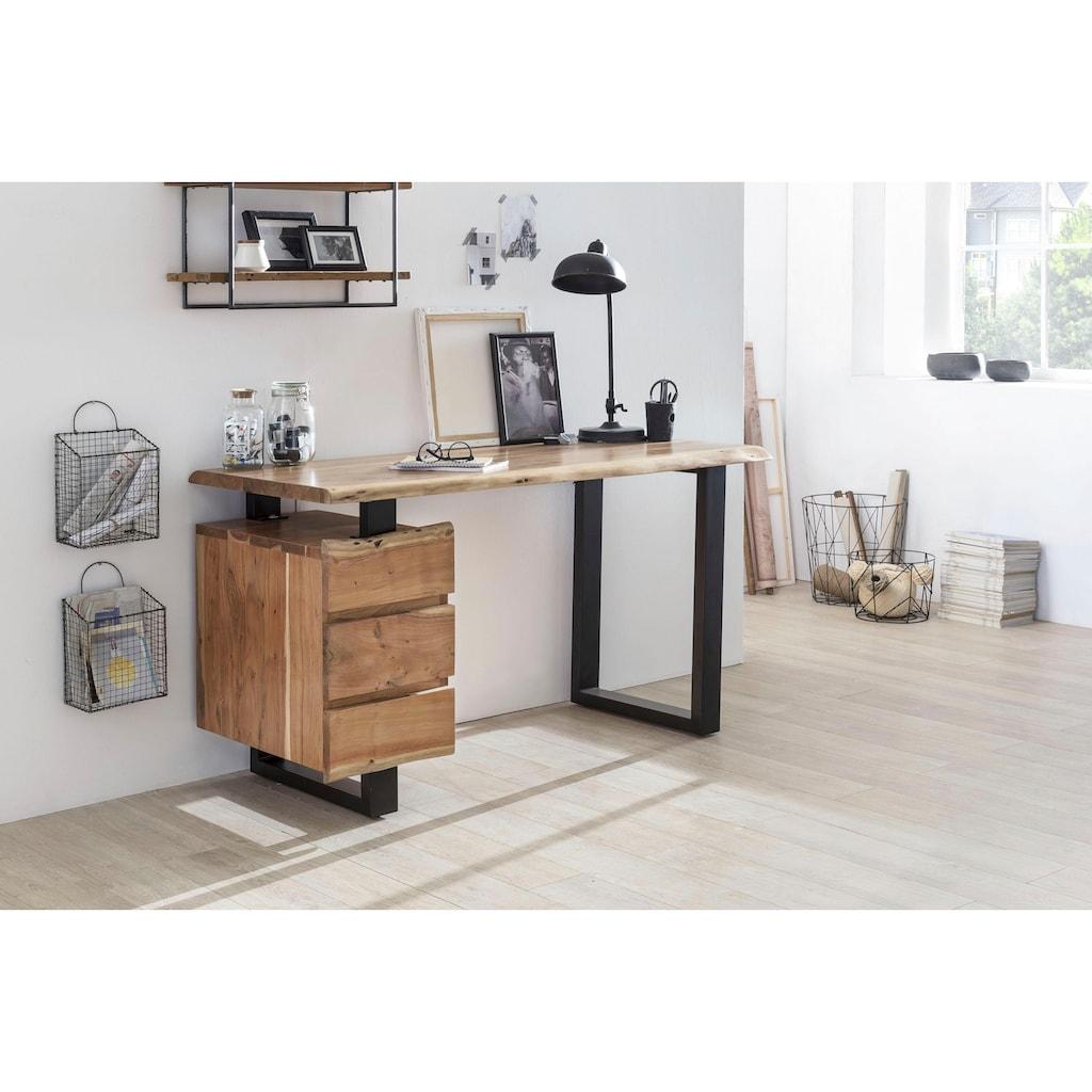 SIT Schreibtisch »Albero«, mit schönen Baumkanten