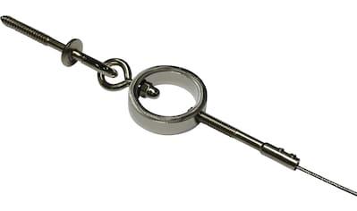 Seilspanngarnitur »Ring«, GARDINIA, passend für Gardinen Vorhänge kaufen