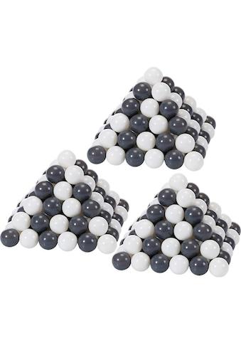 Knorrtoys® Bällebad-Bälle »300 Stück, grey/cream«, (300) kaufen