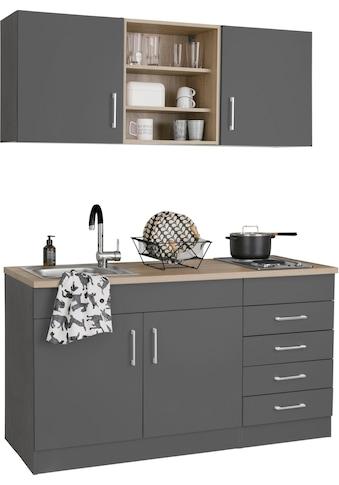 HELD MÖBEL Küchenzeile »Mali«, mit E - Geräten, Breite 150 cm kaufen