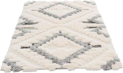 Sehrazat Teppich »Bahama 8831«, rechteckig, 30 mm Höhe, Wohnzimmer kaufen