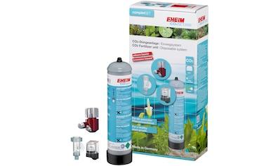 EHEIM Set: Aquariumpflege »SET200«, CO² - Düngeanlage mit 500g Flasche, Einweg kaufen