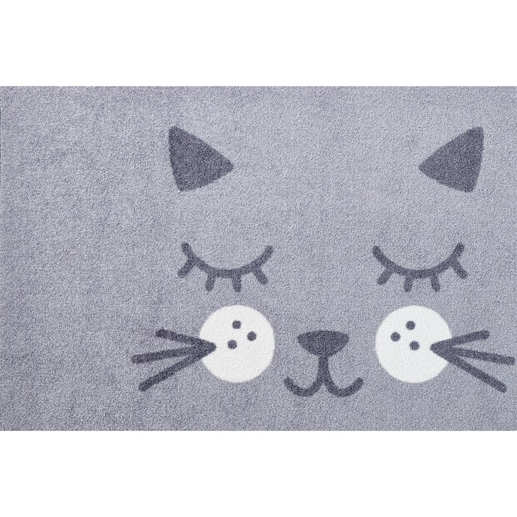 Fußmatte Katze MISSY waschbar