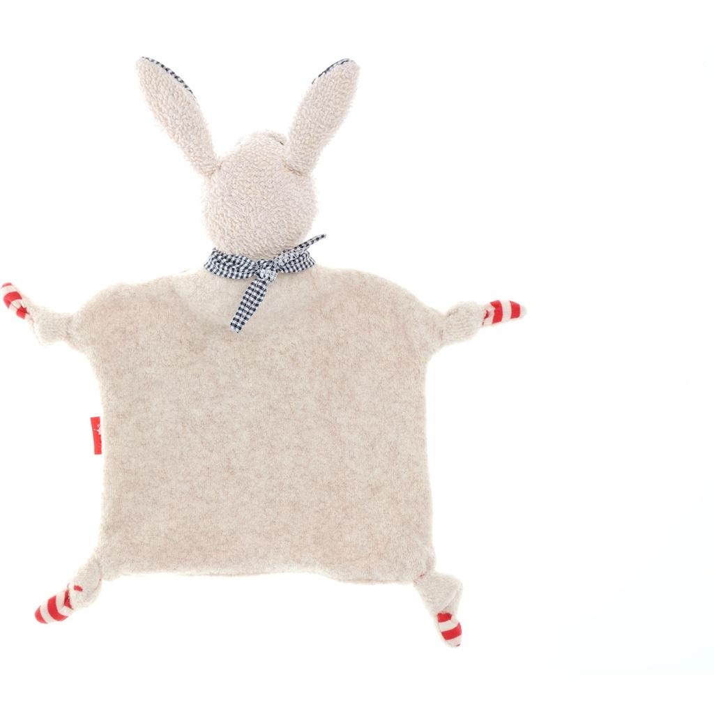 Sigikid Schnuffeltuch »Hase«, Made in Europe